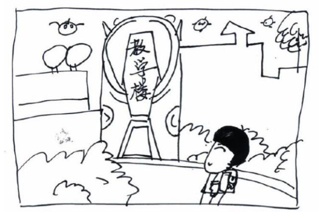 jiangtai的简笔画