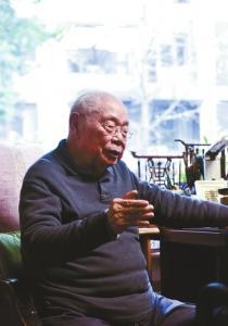 103岁马识途完成30万字新作 还计划写小说