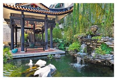 十香园被称为岭南画派发源地