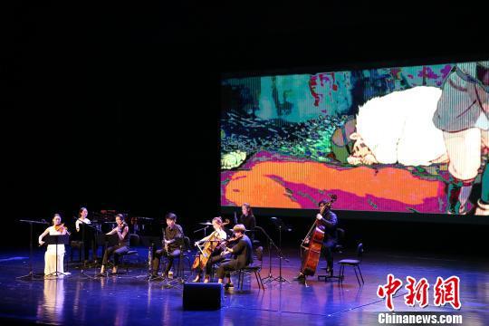 天空之城音乐会西宁奏响再现久石让、宫崎骏经典
