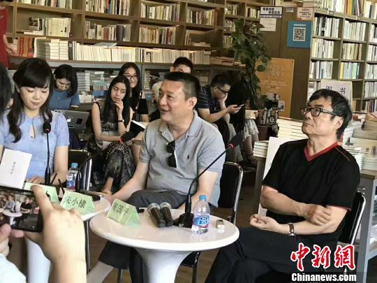 周国平朱小棣对谈读书和写作建言年轻人多读经典