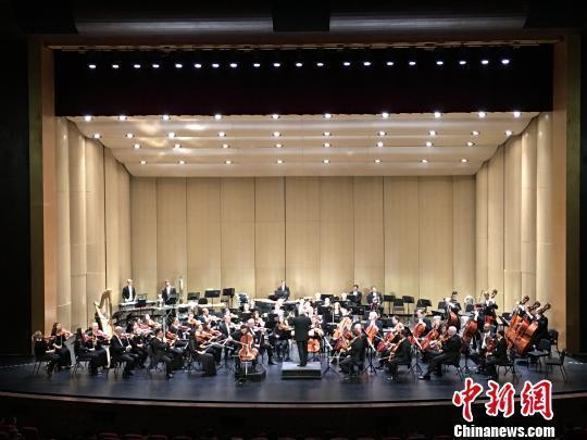 美国底特律交响乐团在渝首演呈现《红楼梦》中经典配乐