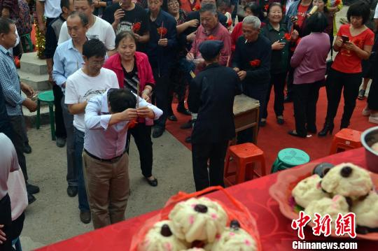 大山里的别样中元节:千年传统过出新味道