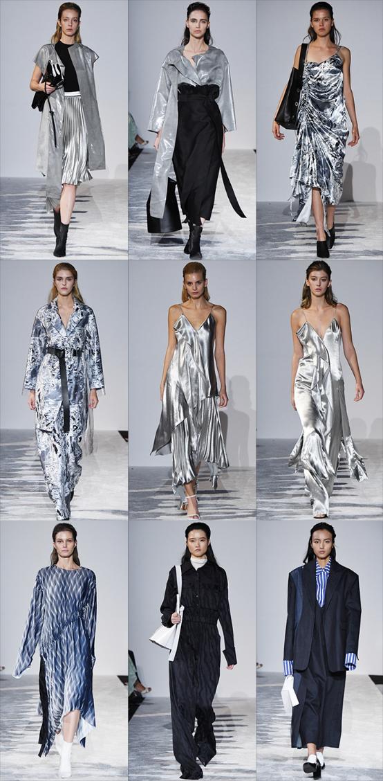 纽约时装周看点:莉顿·梅斯特空降NAERSI秀场