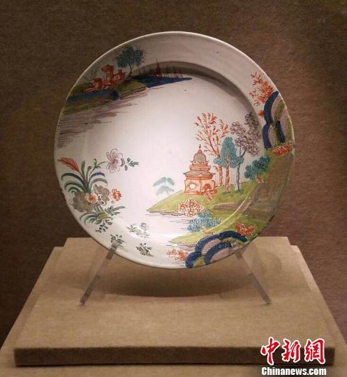 """明清""""中国风""""席卷后的意大利马约里卡陶瓷"""