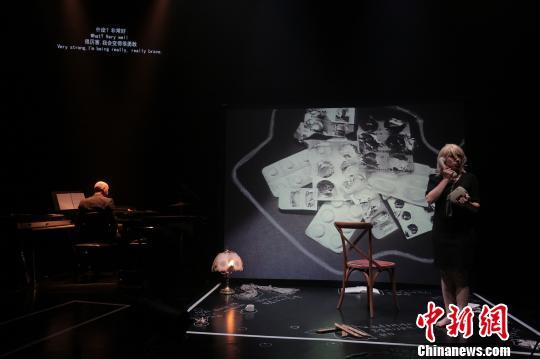 独幕歌剧《人声》亮相北京三里屯新锐范儿十足