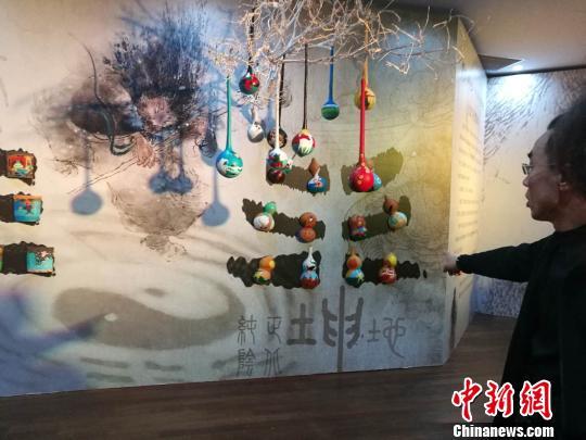 """上海:艺术跨界多种形式讲述""""中华创世神话"""""""