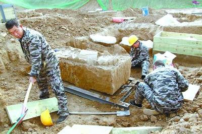 """路县故城考古新发现:汉代百姓曾经""""蜗居""""半地下"""