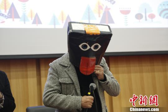 日本图画书大师木村裕一来华幽默风格逗趣大小粉丝