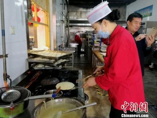 南和小米煎饼:传承百年美味(图)
