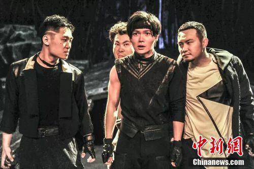 繁星戏剧村话剧《狼》升级归来新演员阵容挑战极限