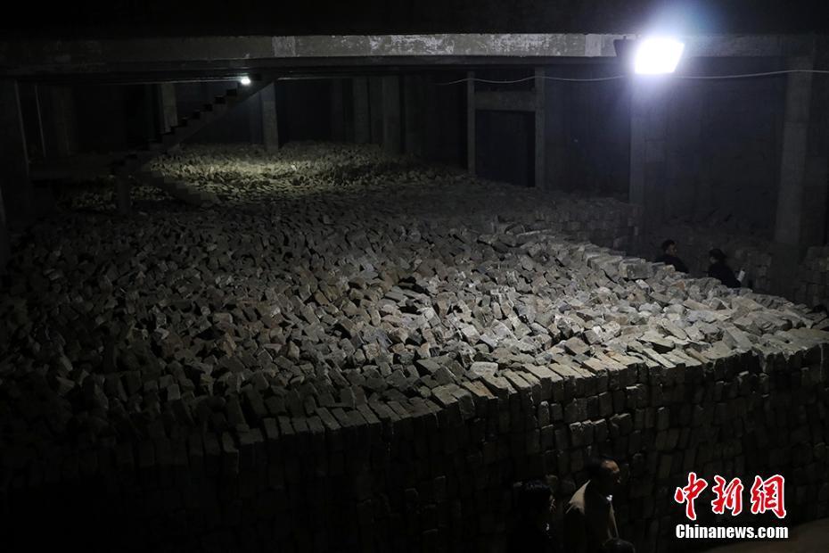 一年时间 南京回收流失在外明城墙城砖8万块