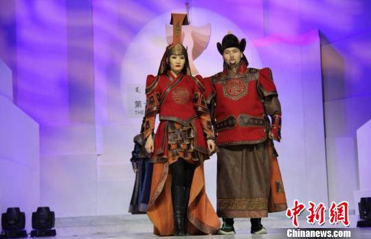 """穿在身上的艺术:蒙古族""""活着""""的文化传承"""