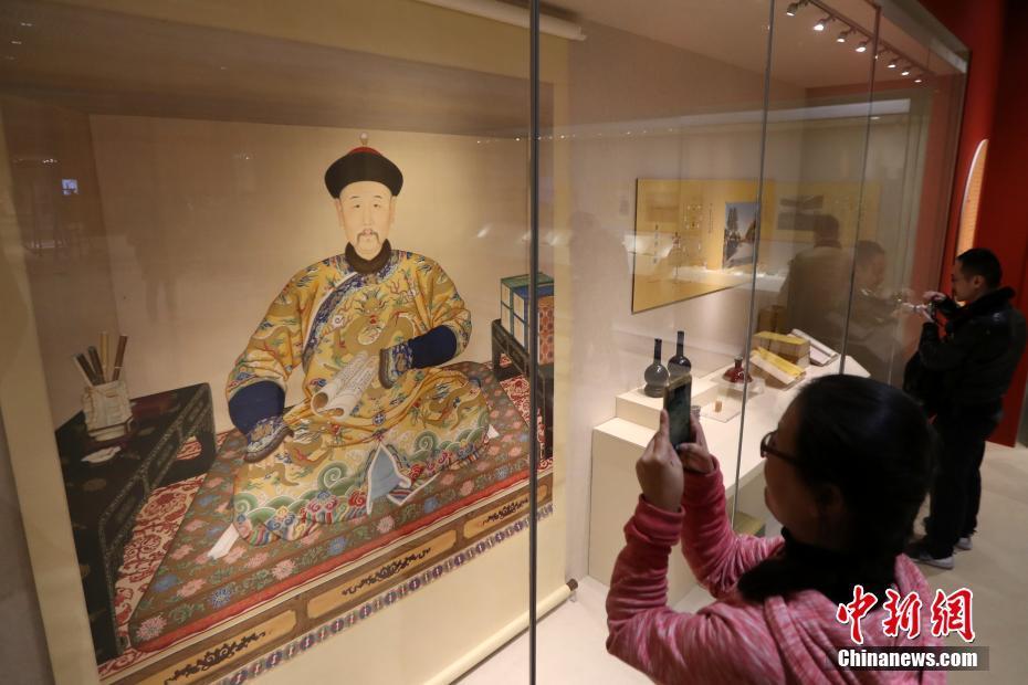 """北京故宫养心殿""""移驾""""南京博物院"""