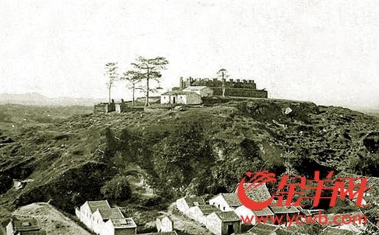 清代那些保卫广州城的炮台