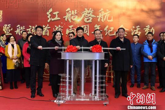珠江红船《船说》两年演出800场成岭南文化新名片