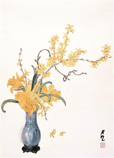 迎春花:第一个向人们送来春天的消息