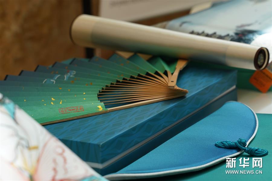 (国际·图文互动)(3)浙江文化艺术遗产闪耀约旦佩特拉古城