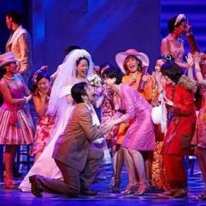 百老汇著名音乐剧《妈妈咪呀!》抢票通道限时开启