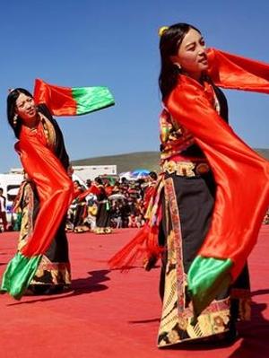 非遗中国:锅庄舞