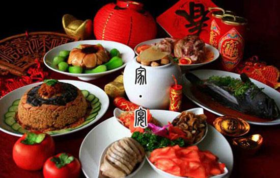中国春节饮食文化知多少?