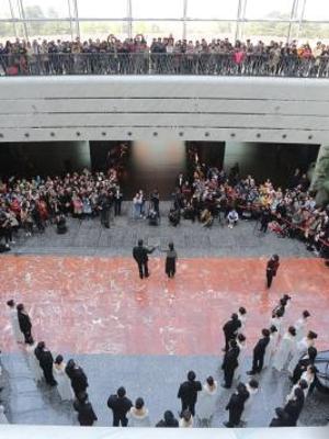 """国家大剧院举行""""歌剧嘉年华""""预热歌剧节"""