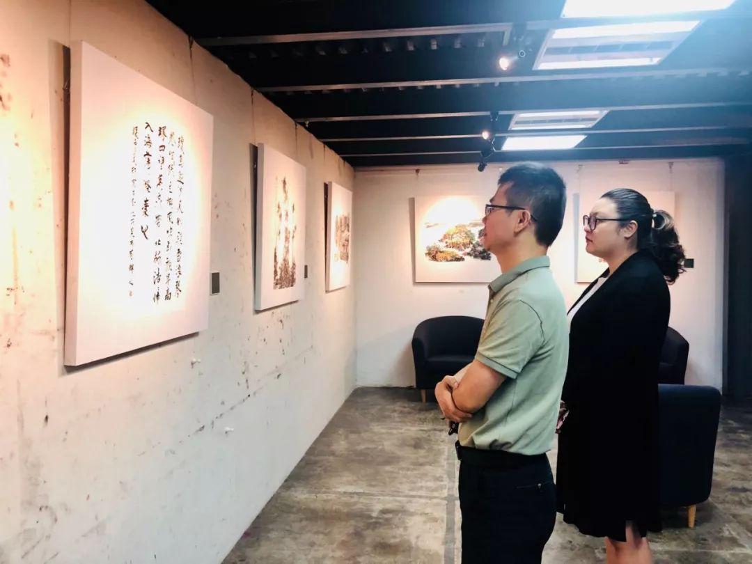 据说,在广州的这个展览上可以看到琼海最美的
