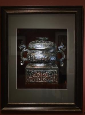 蘇繡精品亮相中國美術館