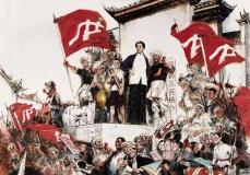"""馆藏精品中的党史   以林墉、杨之光为代表:广东美术经典中的""""农民运动"""""""